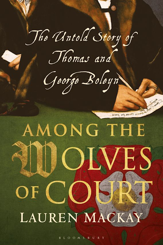 Among the Wolves of Court cover