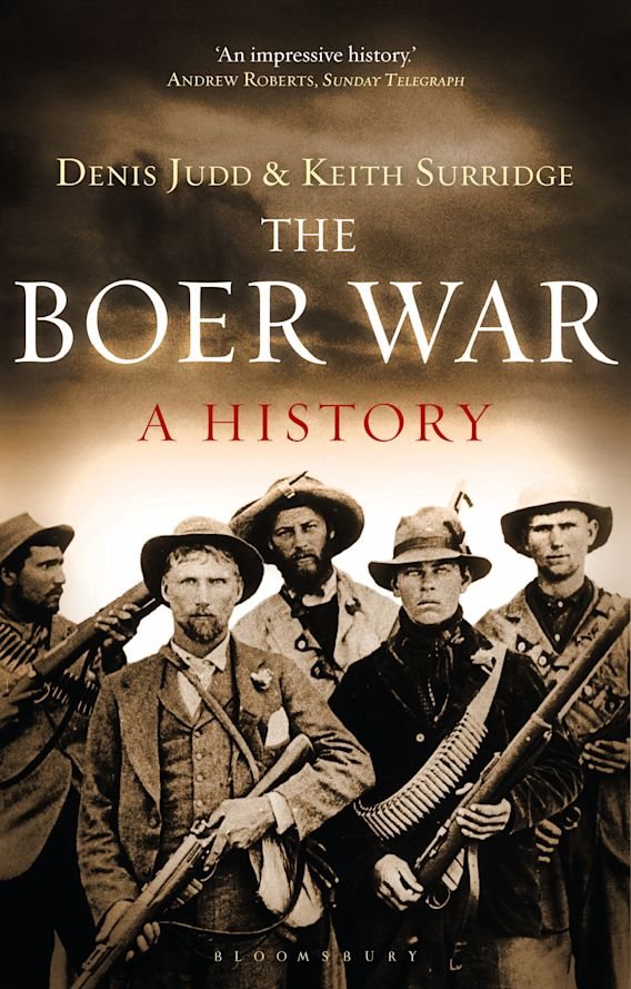 The Boer War cover