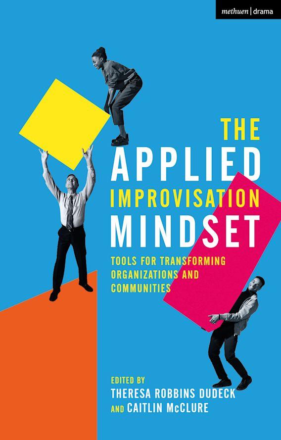 The Applied Improvisation Mindset cover
