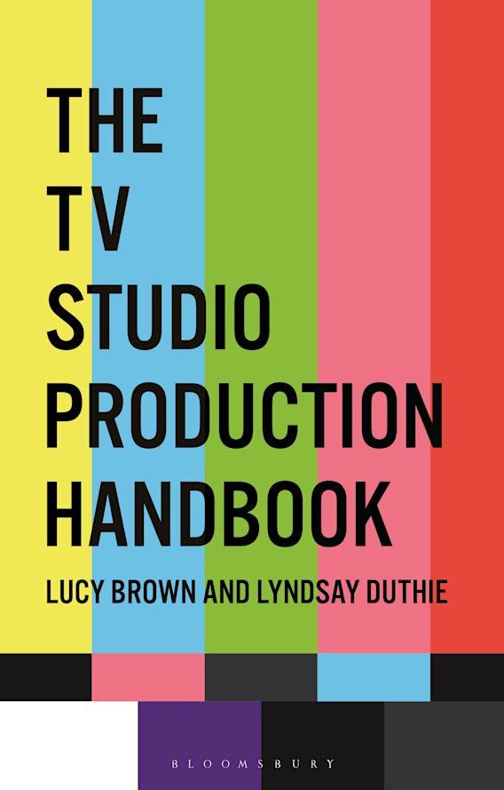 The TV Studio Production Handbook cover