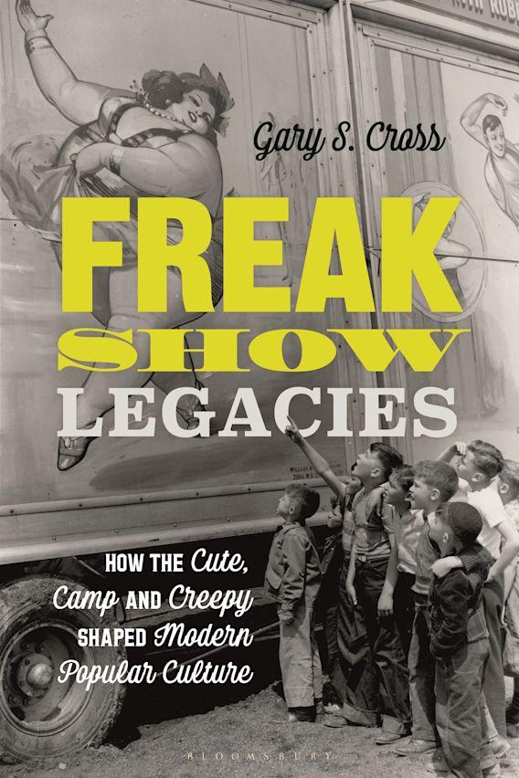 Freak Show Legacies cover