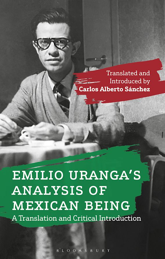 Emilio Uranga's Analysis of Mexican Being cover