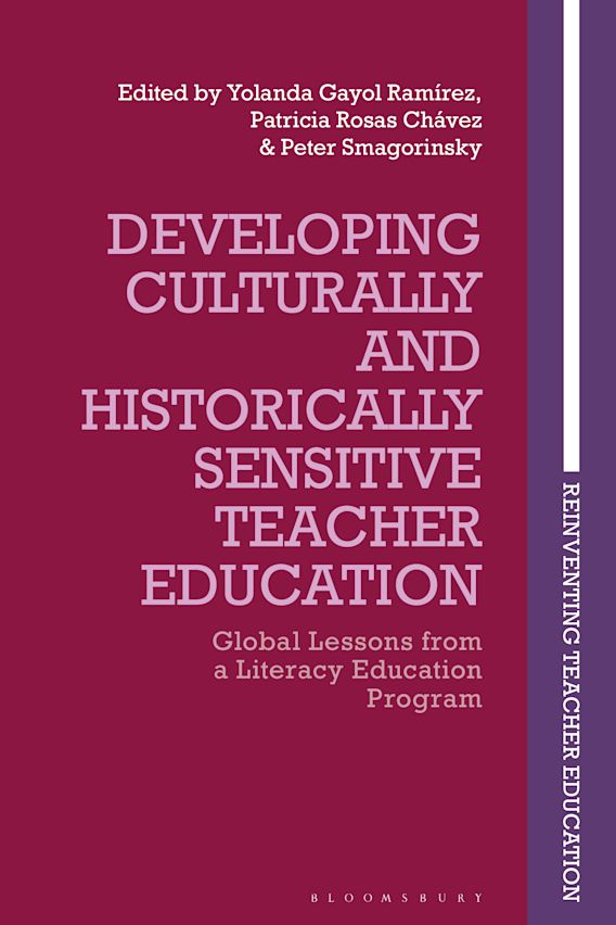 Developing Culturally and Historically Sensitive Teacher Education cover