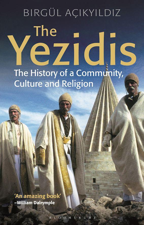 The Yezidis cover