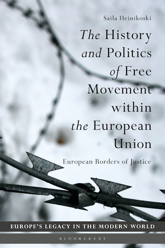 The History and Politics of Free Movement within the European Union cover