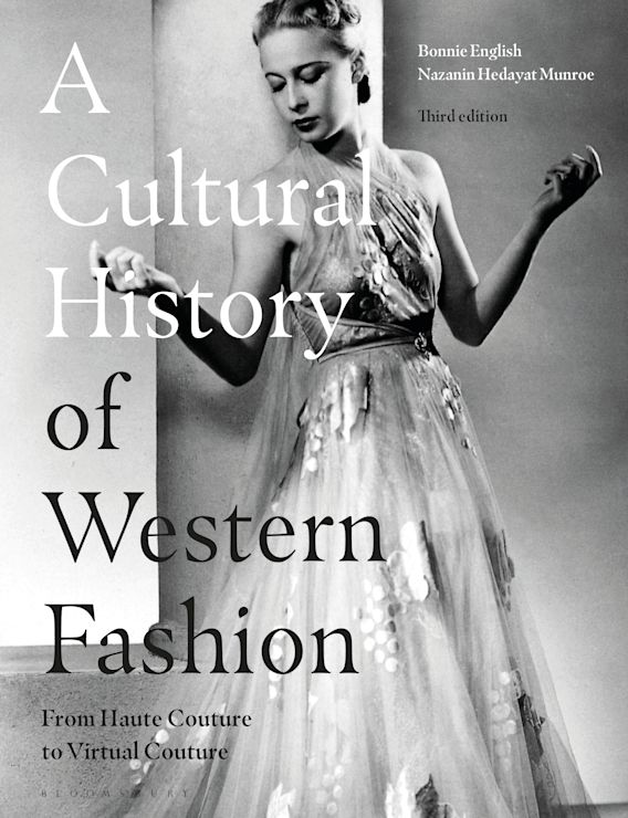 A Cultural History of Western Fashion cover