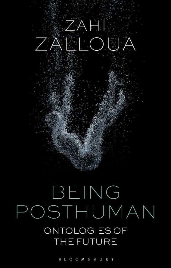 Being Posthuman cover