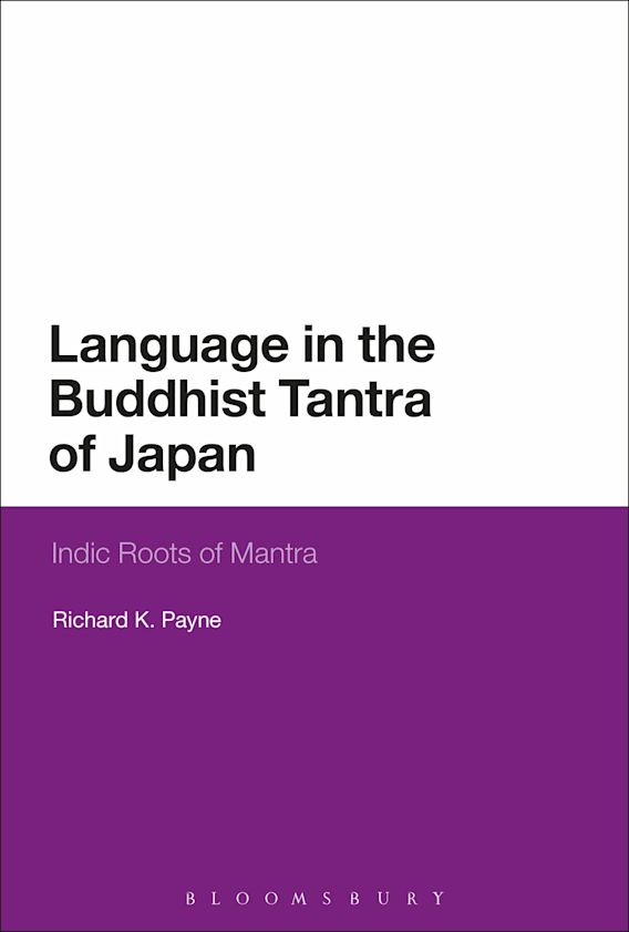 Language in the Buddhist Tantra of Japan cover