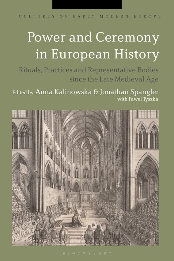 Power and Ceremony in European History cover