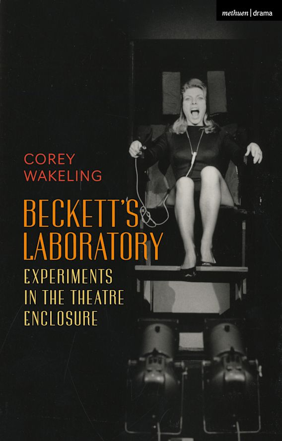 Beckett's Laboratory cover