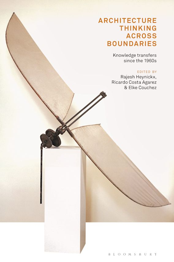 Architecture Thinking across Boundaries cover