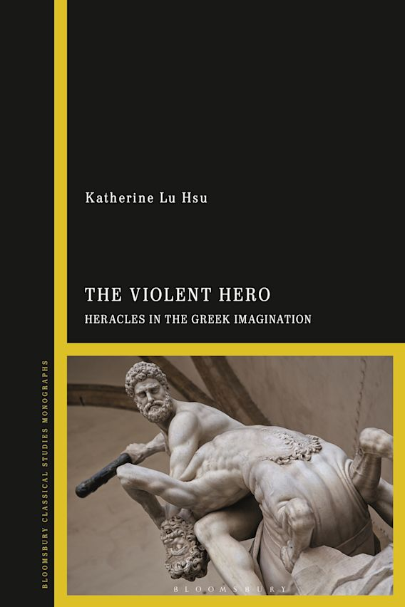 The Violent Hero cover