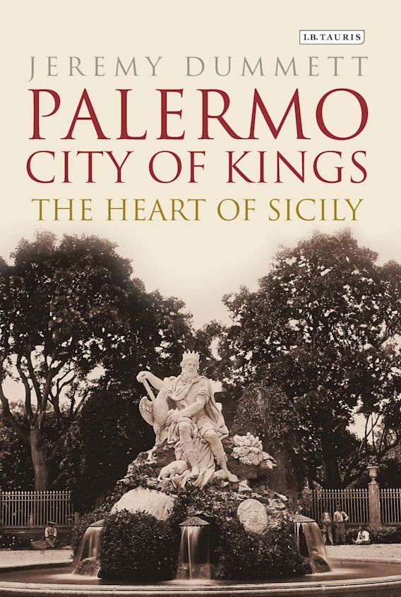 Palermo, City of Kings cover