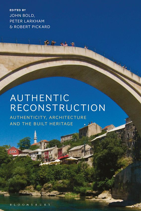 Authentic Reconstruction cover