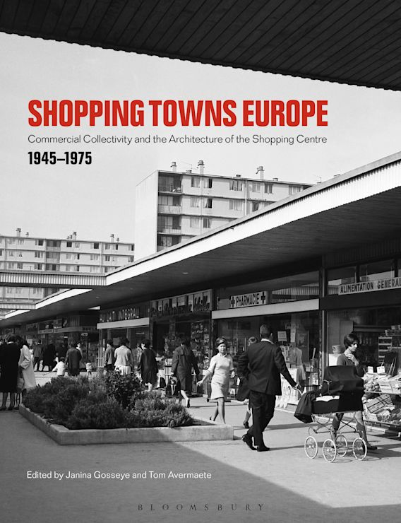 Shopping Towns Europe cover