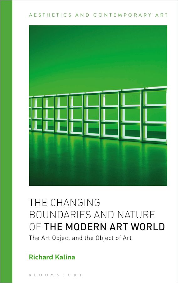 The Changing Boundaries and Nature of the Modern Art World cover