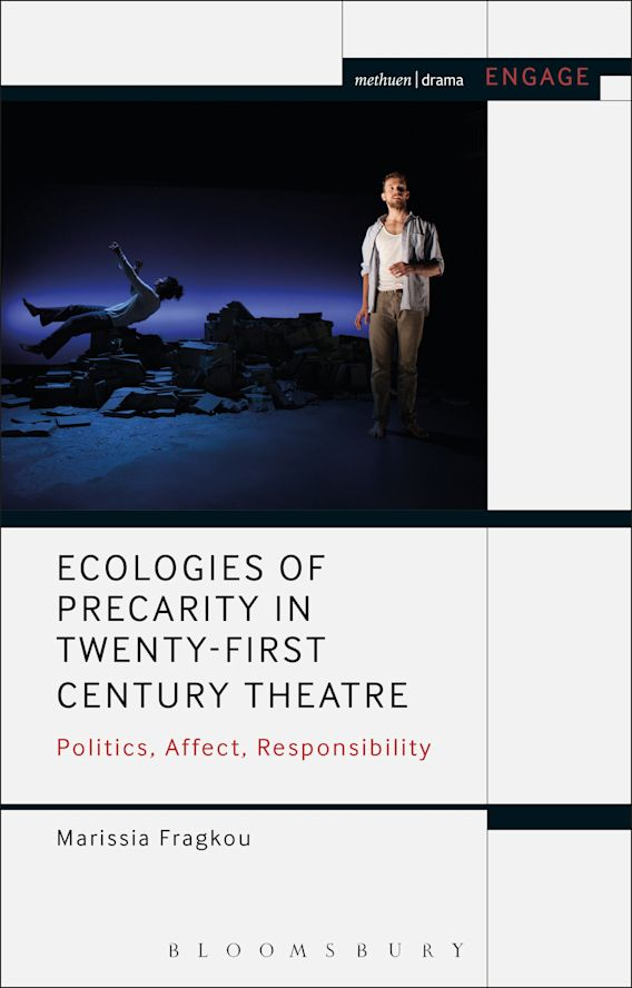 Ecologies of Precarity in Twenty-First Century Theatre cover