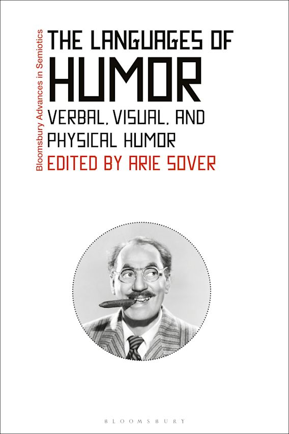 The Languages of Humor cover