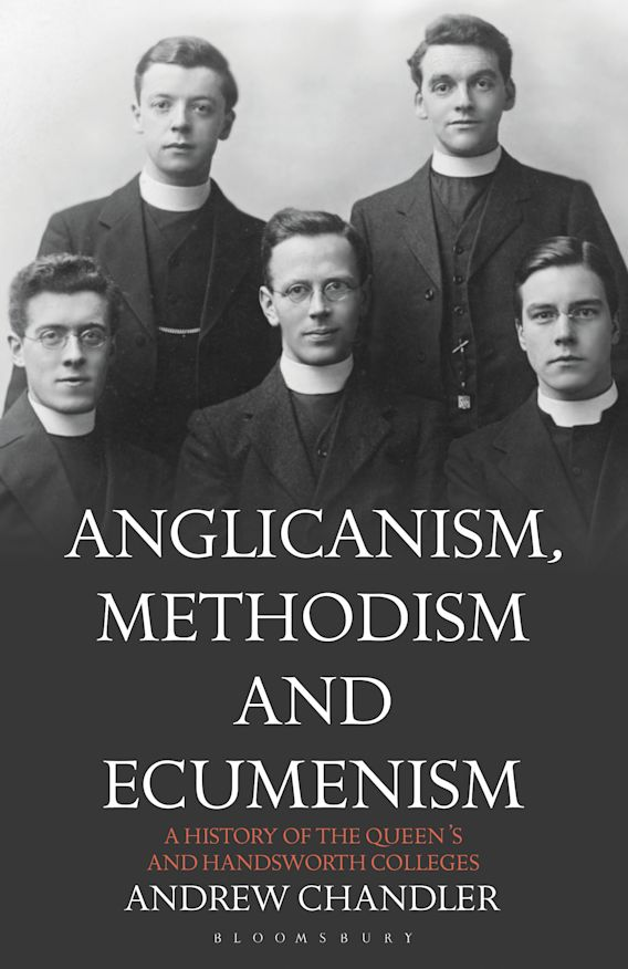 Anglicanism, Methodism and Ecumenism cover