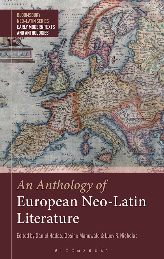 An Anthology of European Neo-Latin Literature cover