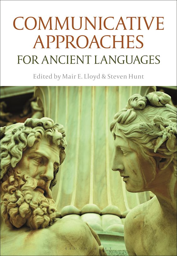 Communicative Approaches for Ancient Languages cover