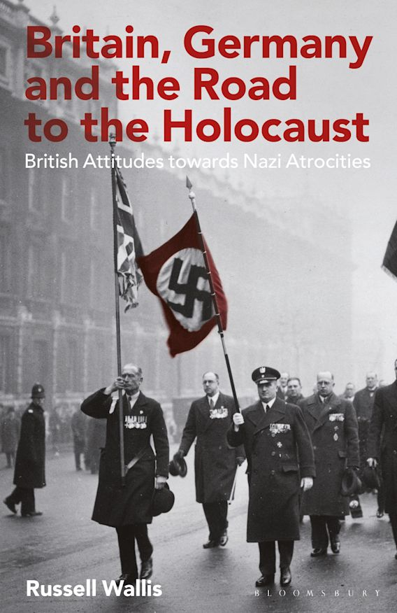 Britain, Germany and the Road to the Holocaust cover