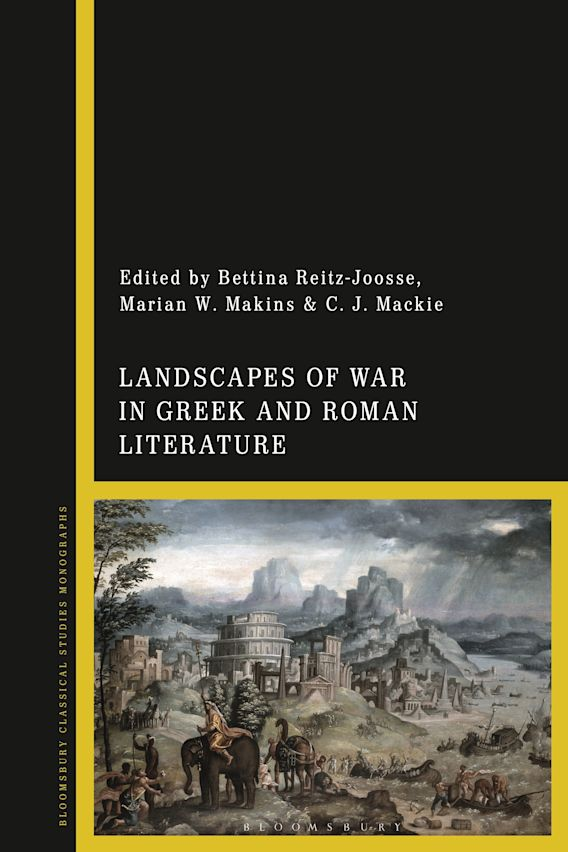 Landscapes of War in Greek and Roman Literature cover