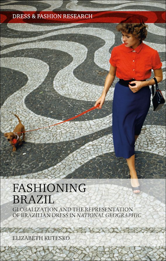 Fashioning Brazil cover