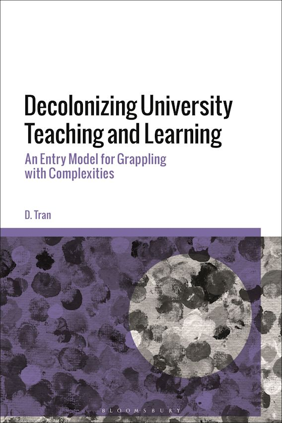 Decolonizing University Teaching and Learning cover