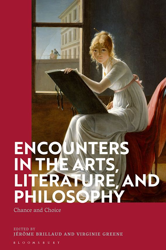 Encounters in the Arts, Literature, and Philosophy cover