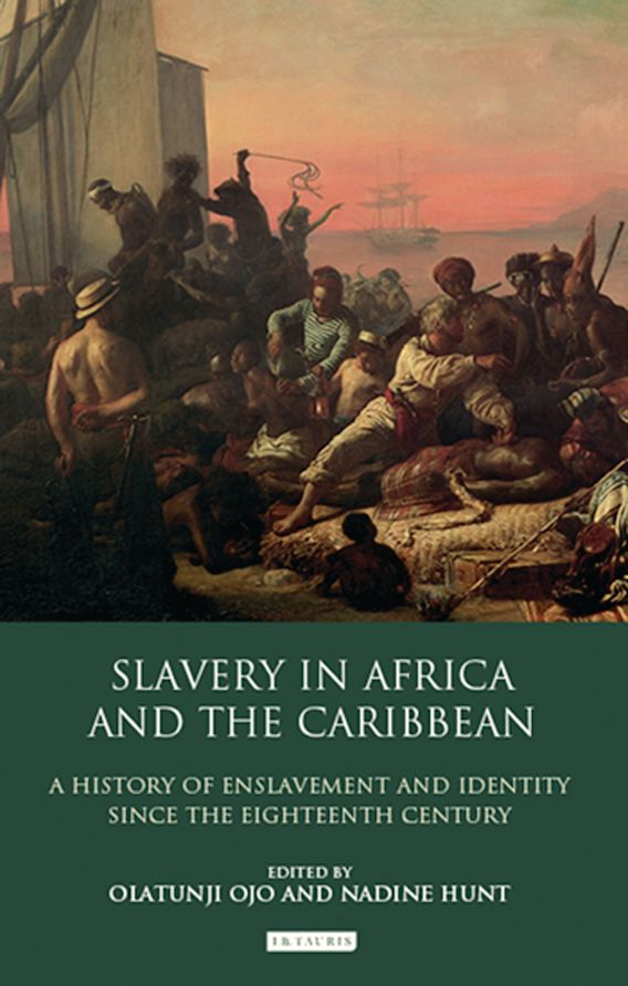 Slavery in Africa and the Caribbean cover