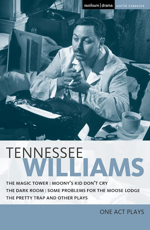 Tennessee Williams: One Act Plays cover