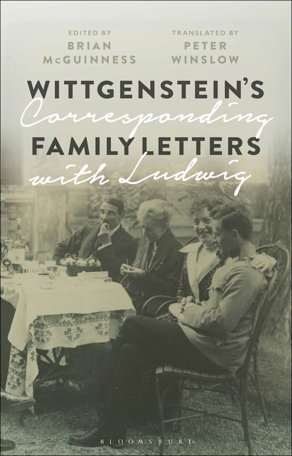Wittgenstein's Family Letters cover