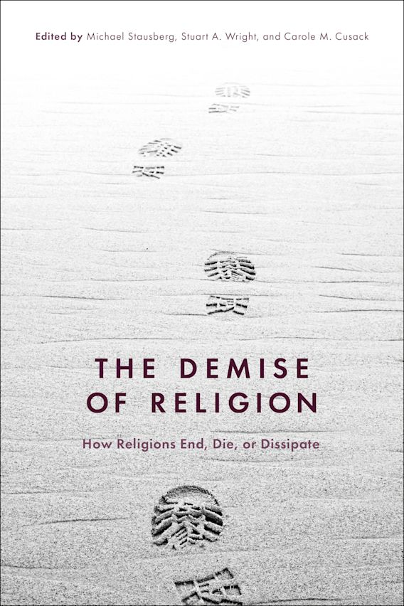 The Demise of Religion cover