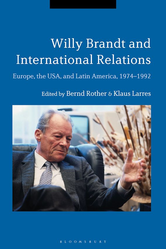 Willy Brandt and International Relations cover