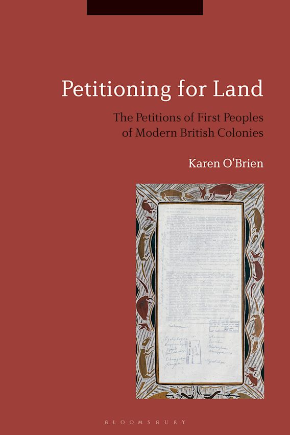 Petitioning for Land cover
