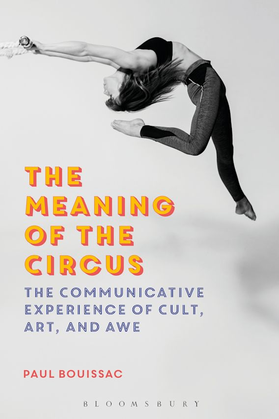 The Meaning of the Circus cover