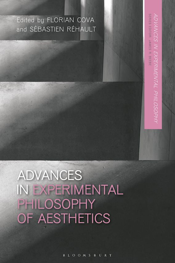 Advances in Experimental Philosophy of Aesthetics cover