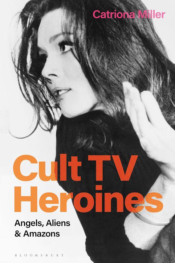 Cult TV Heroines cover