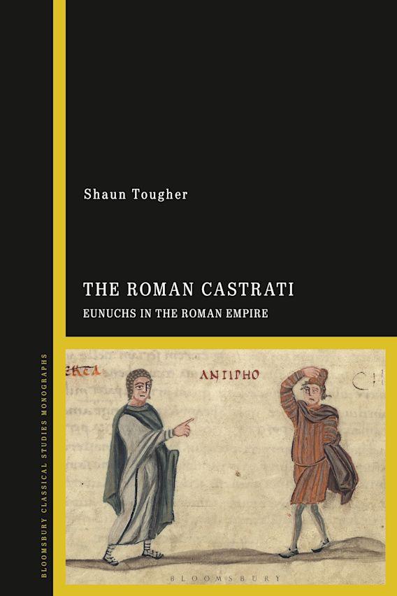 The Roman Castrati cover