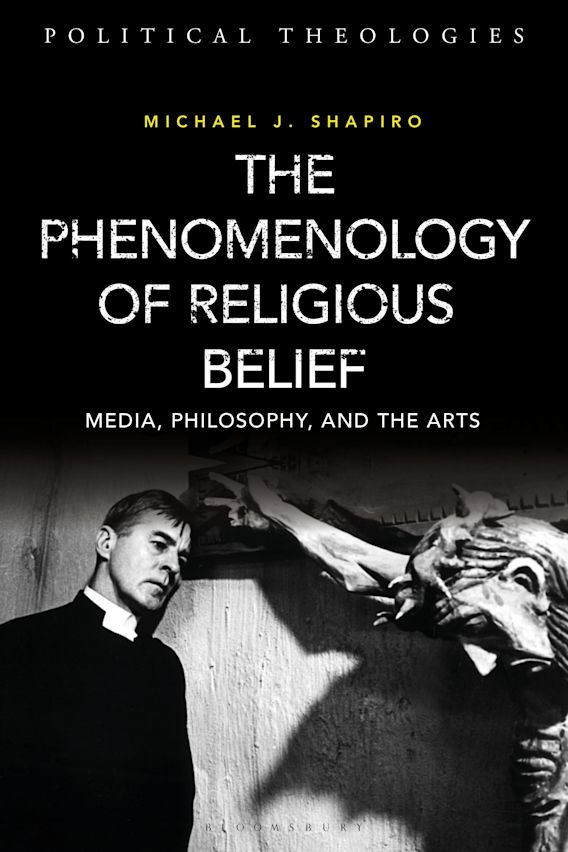 The Phenomenology of Religious Belief cover
