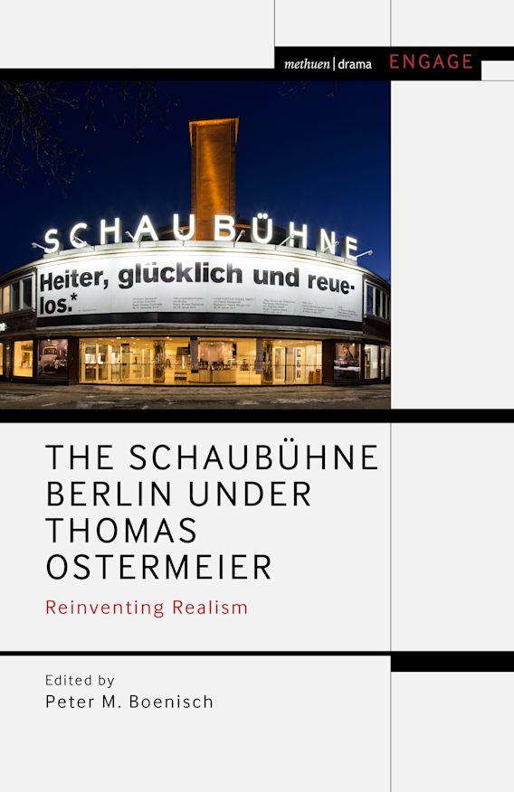 The Schaubühne Berlin under Thomas Ostermeier cover