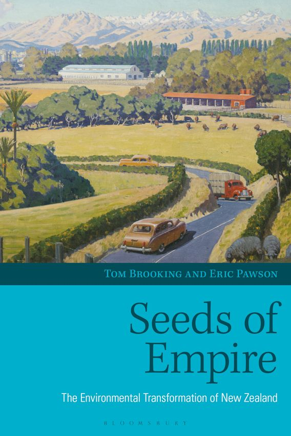 Seeds of Empire cover