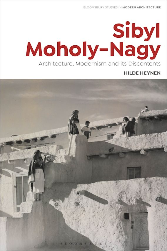 Sibyl Moholy-Nagy cover