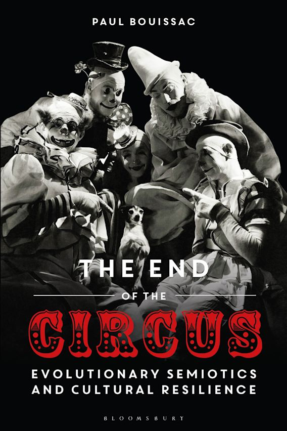 The End of the Circus cover