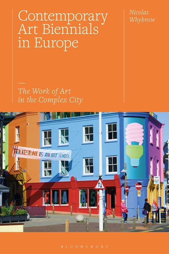 Contemporary Art Biennials in Europe cover