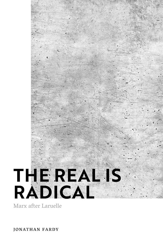 The Real is Radical cover