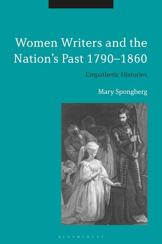 Women Writers and the Nation's Past 1790-1860 cover