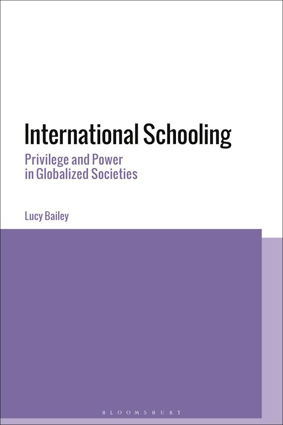 International Schooling cover