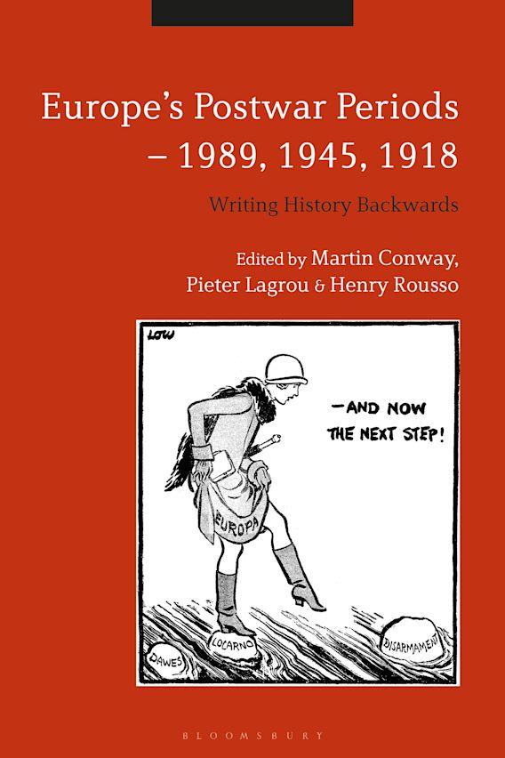 Europe's Postwar Periods - 1989, 1945, 1918 cover